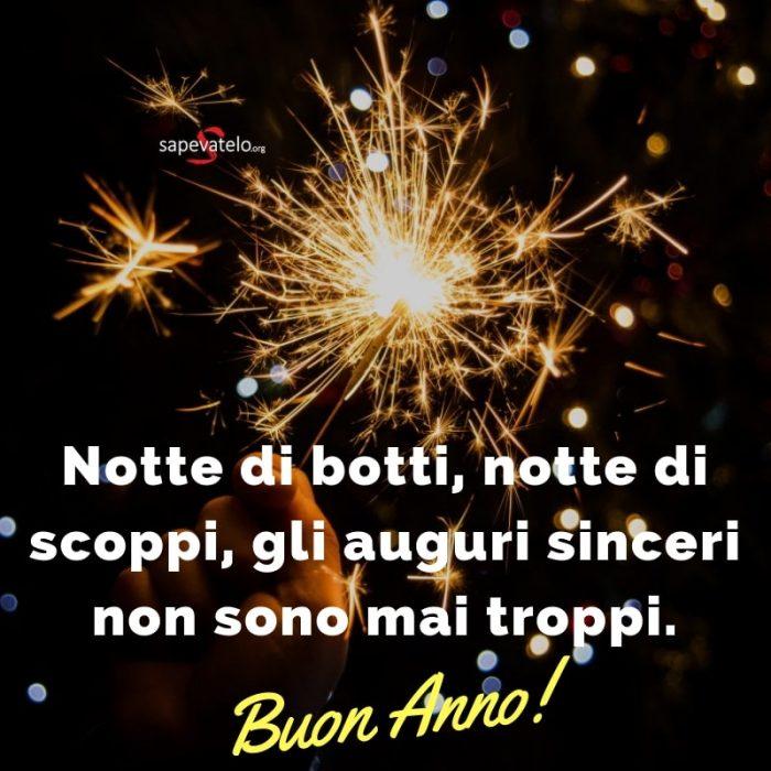 Buon Anno 2019 Immagini E Frasi Di Felice Anno Nuovo Sapevatelo
