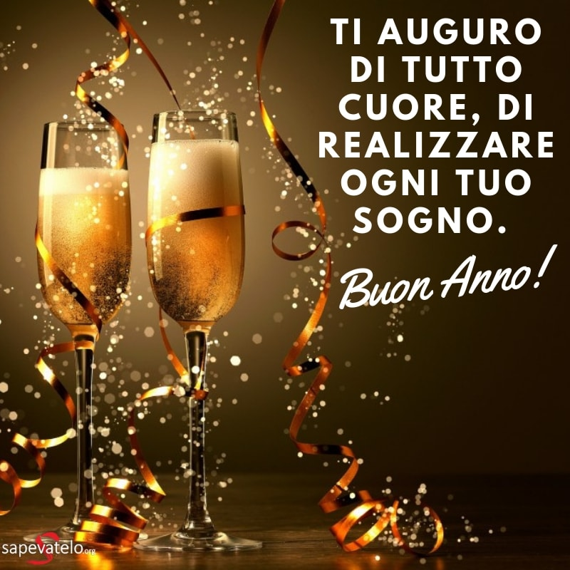 auguri i buon anno