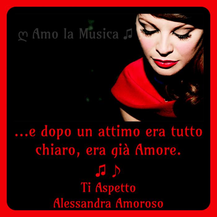 Ti aspetto Alessandra Amoroso