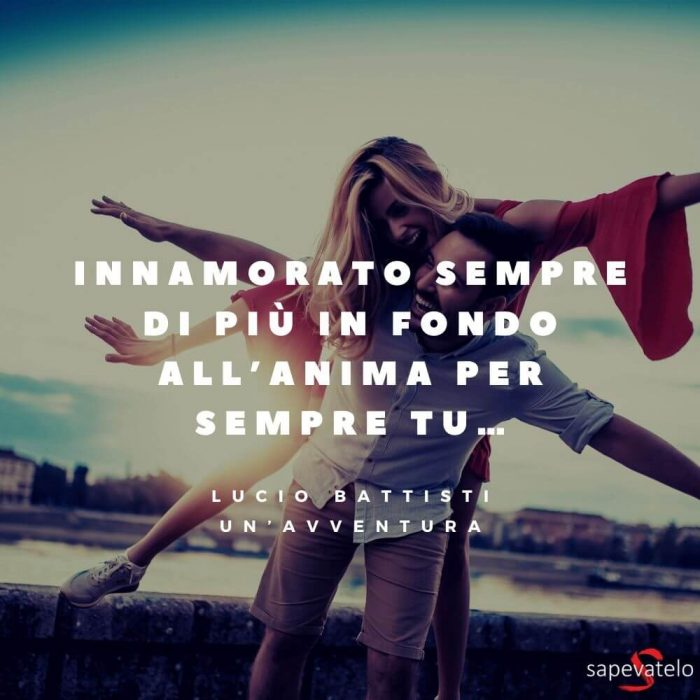 frasi canzoni d amore